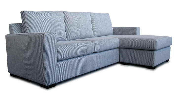 FORME SOFA WITH REMOVEABLE FOOTBOX CHAISE