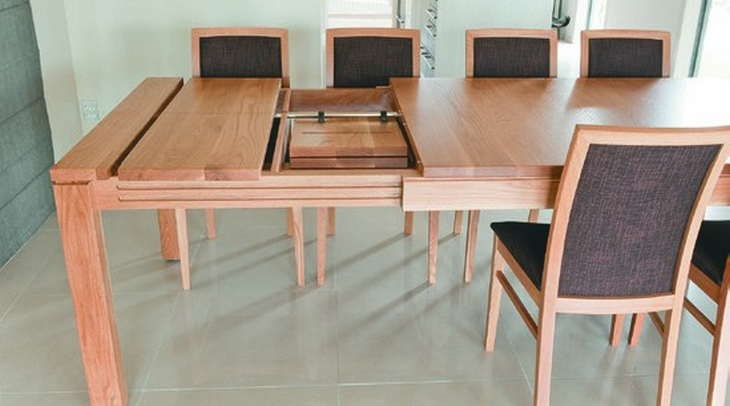 ATTRA TABLE 1500 double extention