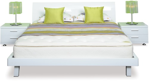 Arctic Slat Bed Frame & Headboard - Queen