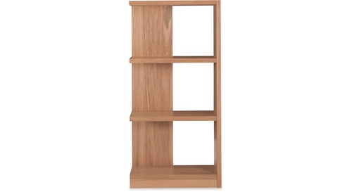 Modena 1300 Modular Bookcase - Left
