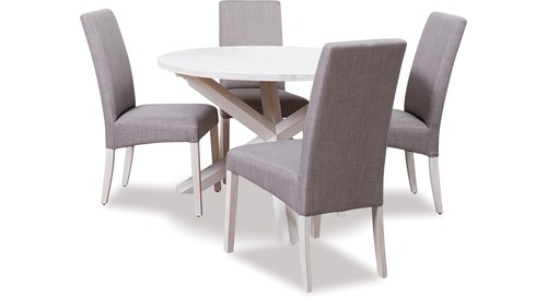 Ocean Grove 1200 Dining Table & Grove Chairs x 4