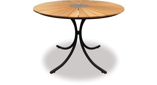 Alfresco Sintra 1100 Round Teak Dining Table