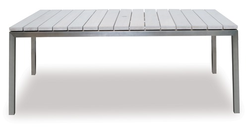Inlet 2000 Oblong Outdoor Table